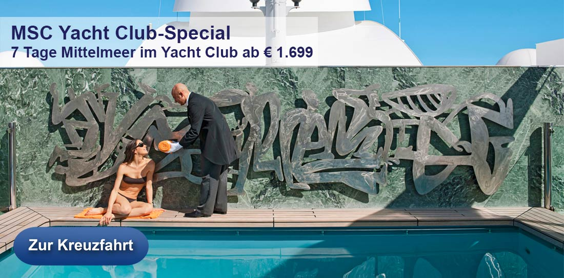 MSC Yacht Club Special Fantasia