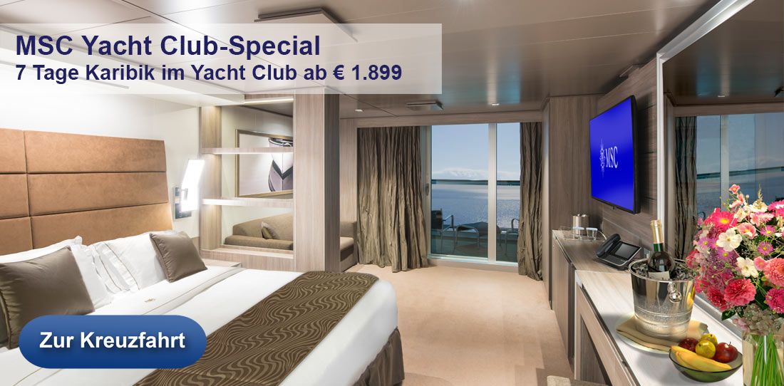 MSC Yacht Club Special Seaside