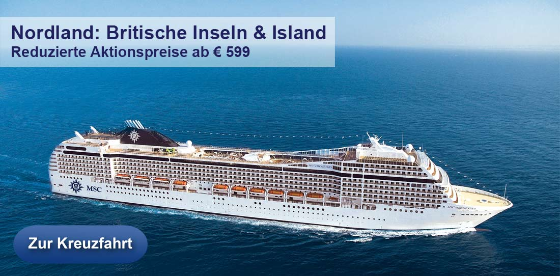 MSC Smart Deals Nordeuropa